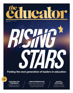 2017 The Educator June issue (available for immediate download)