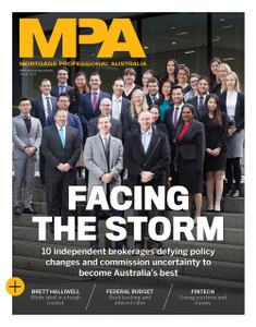 2017 Mortgage Professional Australia July issue (soft copy only)