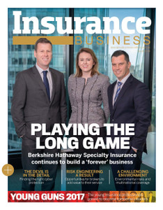 2017 Insurance Business issue 6.04 (available for immediate download)