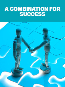 A combination for success (available for immediate download)