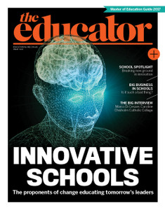 2017 The Educator August issue (available for immediate download)