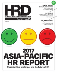 2017 Human Resources Director August issue (available for immediate download)