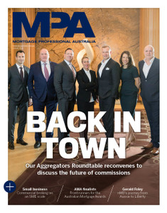2017 Mortgage Professional Australia October issue (available for immediate download)