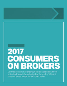 2017 Consumers on Brokers (available for immediate download)