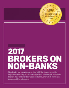 2017 Brokers on Non-banks (available for immediate download)