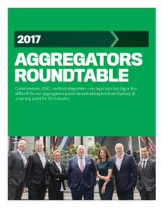 2017 Aggregators Rountable (available for immediate download)