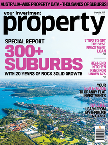 2017 Your Investment Property November issue (available for immediate download)