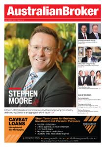 2017 Australian Broker November issue 14.21 (available for immediate download)