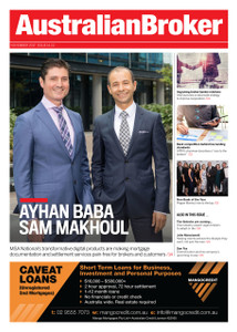 2017 Australian Broker November issue 14.22 (available for immediate download)