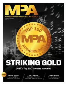 2017 Mortgage Professional Australia December issue (available for immediate download)