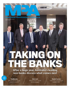 2018 Mortgage Professional Australia January issue (available for immediate download)