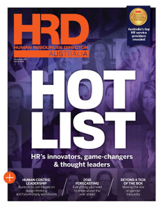 2017 Human Resources Director December issue (available for immediate download)