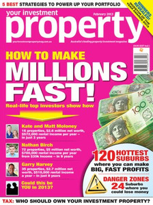 2013 Your Investment Property February issue (available for immediate download)