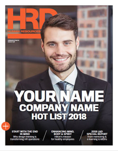 Custom cover (PDF only) - 2018 HRD Asia Hot List