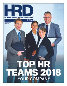 Digital Custom cover (PDF only) - 2018 HRD Asia Top HR Teams