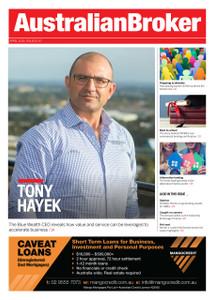 2018 Australian Broker 15.07 (available for immediate download)