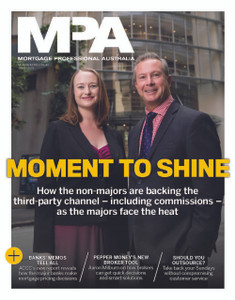 2018 Mortgage Professional Australia May issue 18.04 (available for immediate download)