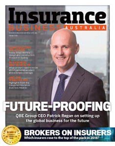 2018 Insurance Business issue 7.03 (available for immediate download)