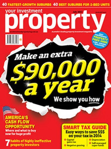 2013 Your Investment Property July issue (soft copy only)