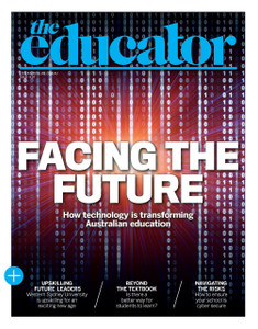 2018 The Educator Technology special edition  issue (available for immediate download)