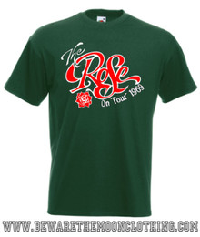 Bette Midler The Rose concert tour mens bottle green T Shirt