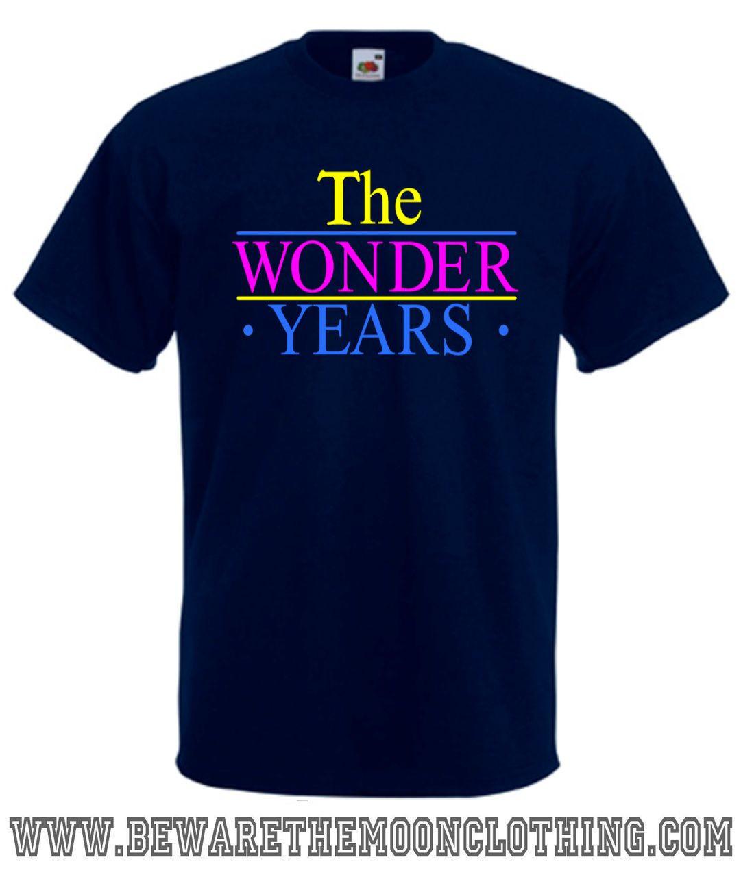 The wonder years hoodie
