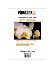 5x7 Premium Pearl Photo Paper 100 sheets