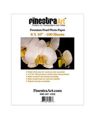 8x10 Premium Pearl Photo Paper 100 sheets