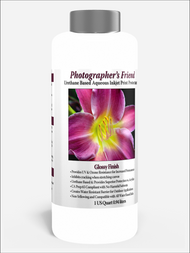Photographer's Friend Glossy Finish Aqueous/Urethane base Print Protectant  1 Quart