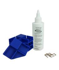Finestra Gallery Wrap Corner Kit Basic (Corners, Glue, Pins)