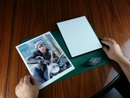 From print to framed stand out photo panel in minutes with Finestra's Black Photo Panel Frames.