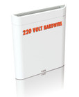 Envi High-Efficiency Whole Room 220v Hardwire Electric Panel Heater - No Thermostat (HW1022N)