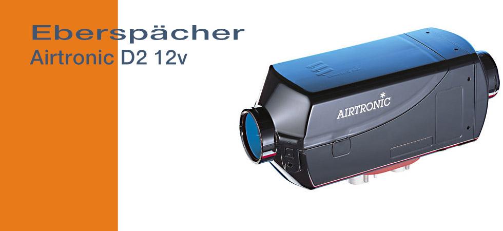 Eberspacher Airtronic Heater
