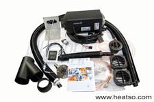 Eberspacher Airtronic D4 24v (4kW) Marine Kit (2 Outlets)