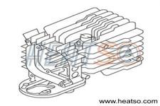 Webasto Air Top 2000ST Diesel Heat Exchanger