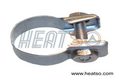 EBERSPACHER/WEBASTO HEATER 24mm - 28mm EXHAUST CLAMP