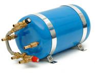 SureCal Horizontal 10 litre / 2.64 gal Single Coil Calorifier