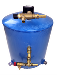 SureCal 30 litre / 7.92 gal Vertical Single Coil Calorifier