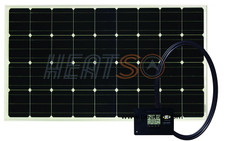 Go Power! Overlander 160W Solar Kit