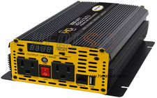 Go Power! 1000 Watt HD Inverter