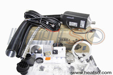 Espar D2 12V Truck Bunk / Sleeper Heater Kit