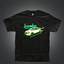Boomba Racing T-shirt Subaru STI