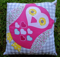 Cushion Cover - Owl