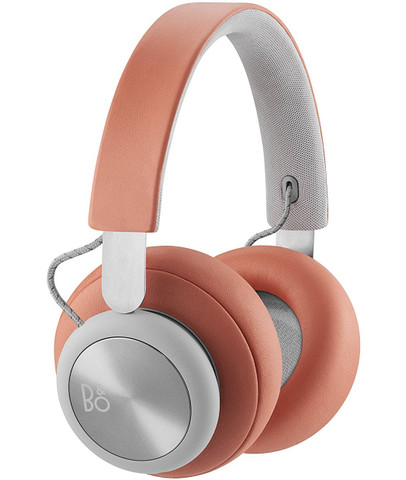 Beoplay H4 Over-Ear WIreless Headphones (Tangerine Grey)