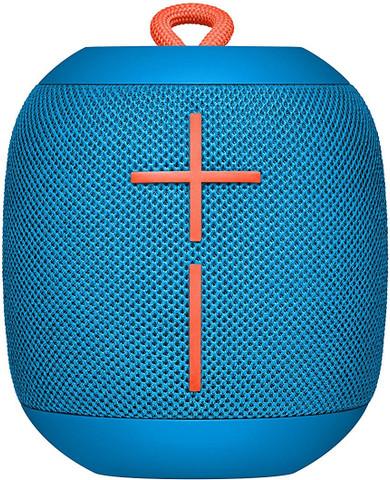 UE WonderBoom Portable Waterproof Bluetooth Speaker (Subzero Blue)
