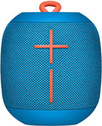 UE WonderBoom Portable Waterproof Bluetooth Speaker (Subzero Blue)