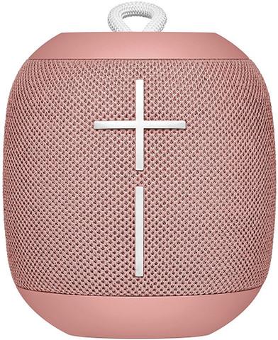 UE WonderBoom Portable Waterproof Bluetooth Speaker (Cashmere Pink)