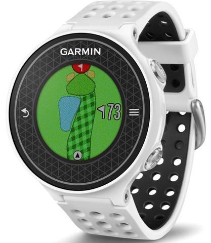 Garmin Approach S6 GPS Golf Watch (White)