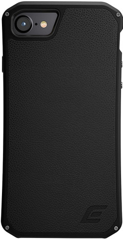 Element Case Solace LX Premium Leather for Apple iPhone 7 (Black)