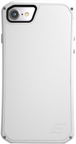 Element Case Solace LX Premium Leather for Apple iPhone 7 (White)